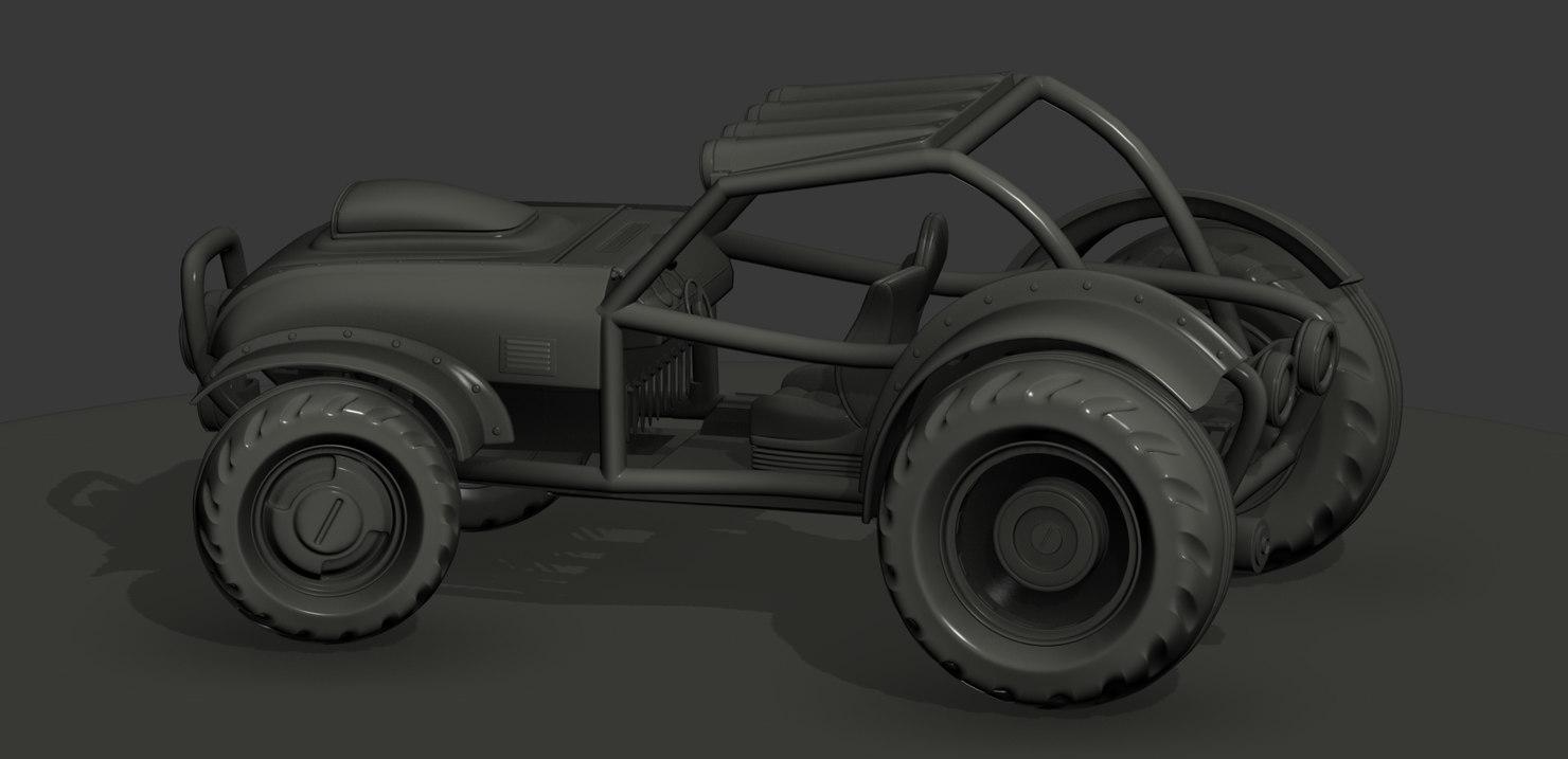 max heavy buggy
