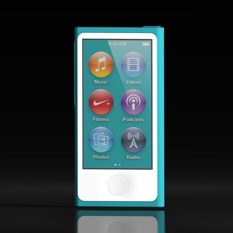 3ds new ipod nano