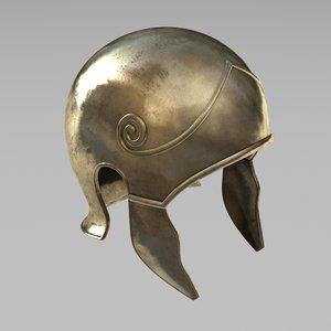 chalcidian helmet c4d