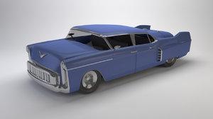 3d model short cars modelling