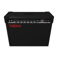 Guitar Amplifier: Yamaha VX55