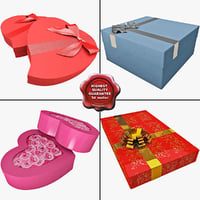 Gift Boxes Collection 2