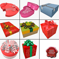 Gift Boxes Collection 3