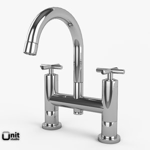 bathtub faucet helix series max
