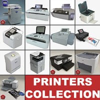 Printers Collection 6
