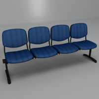 Four Seaters Tandem Chair