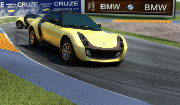 max roadster
