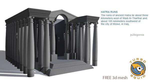 free max mode ruins hatra