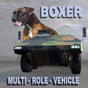 3ds max multi role vehicle