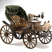 3d carriage model