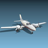 3ds max aircraft propeller cessna