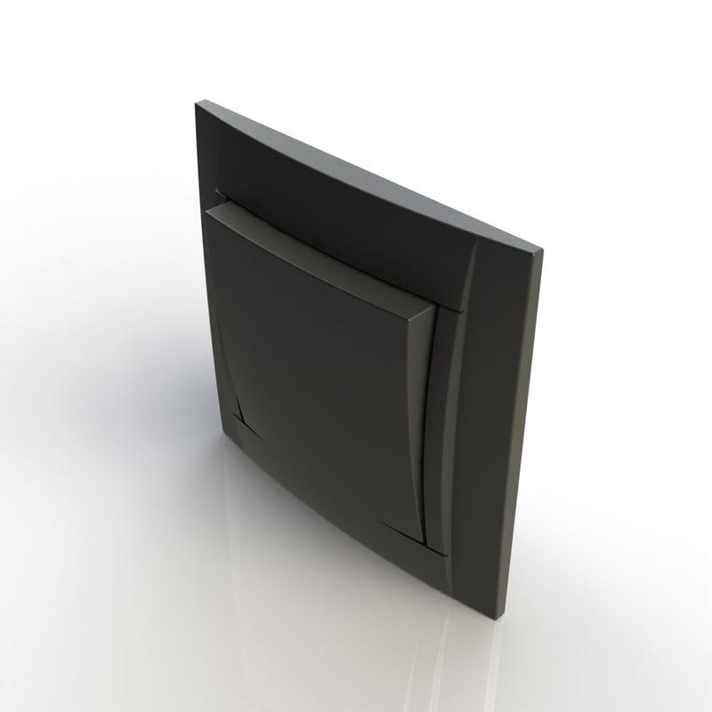 3ds max switch furniture accessories