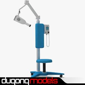 max dugm04 dental xray unit