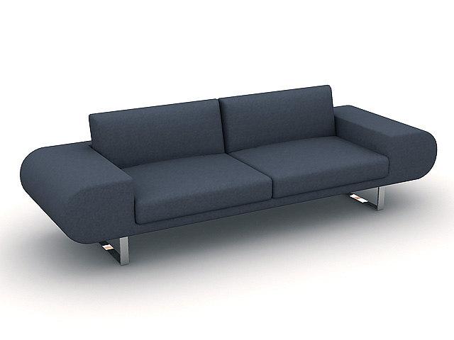 blue sofaa max