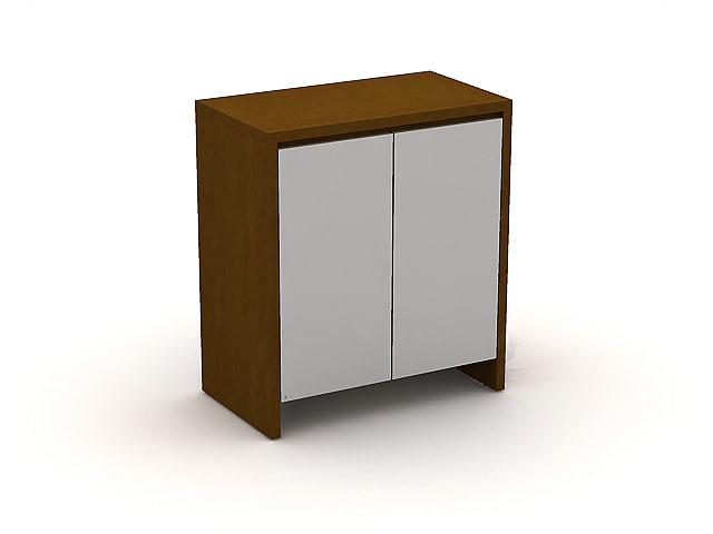 3d model closet w710a