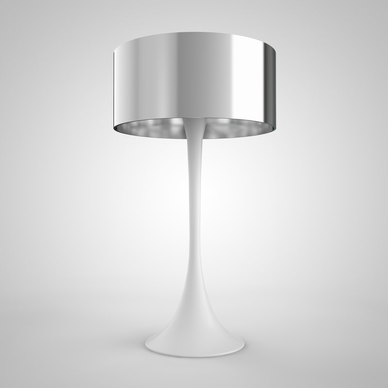 c4d cattelan pluto table lamp