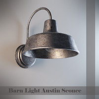 Barn Light Austin Sconce