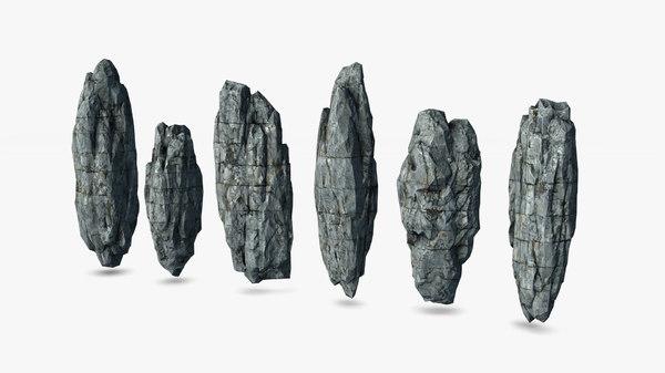 max rocks set 01