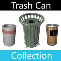 trash cans max
