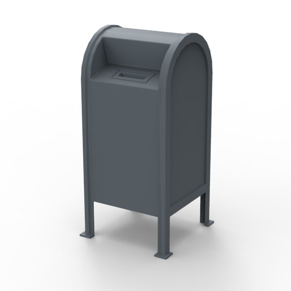 postbox post 3d max