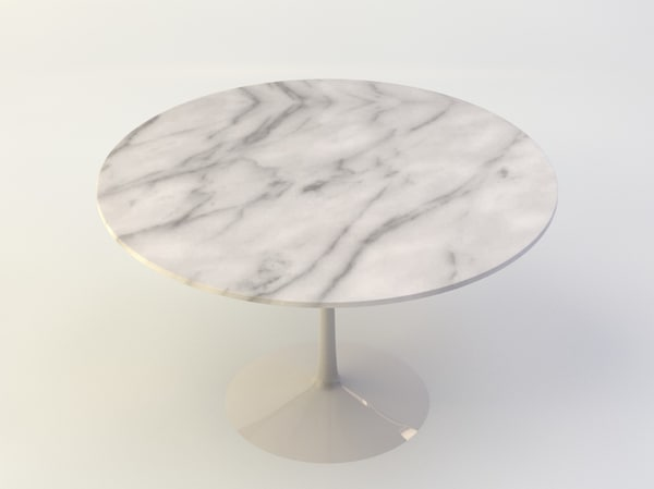3ds dining table