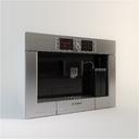 Bosch Coffee Machine, Modern, Intergrated