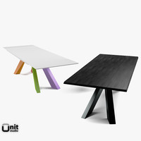 versions big table bonaldo 3ds