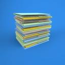 file folder 3D models