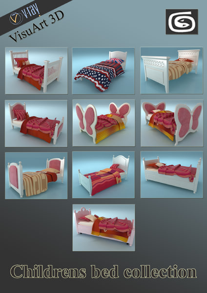 max childrens beds