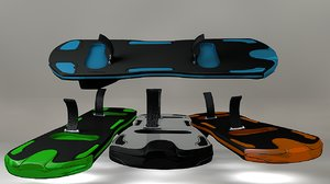 hoverboard hover board 3ds