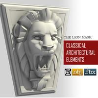 max mask lion