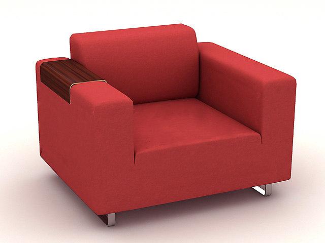 3ds max sofa s224a