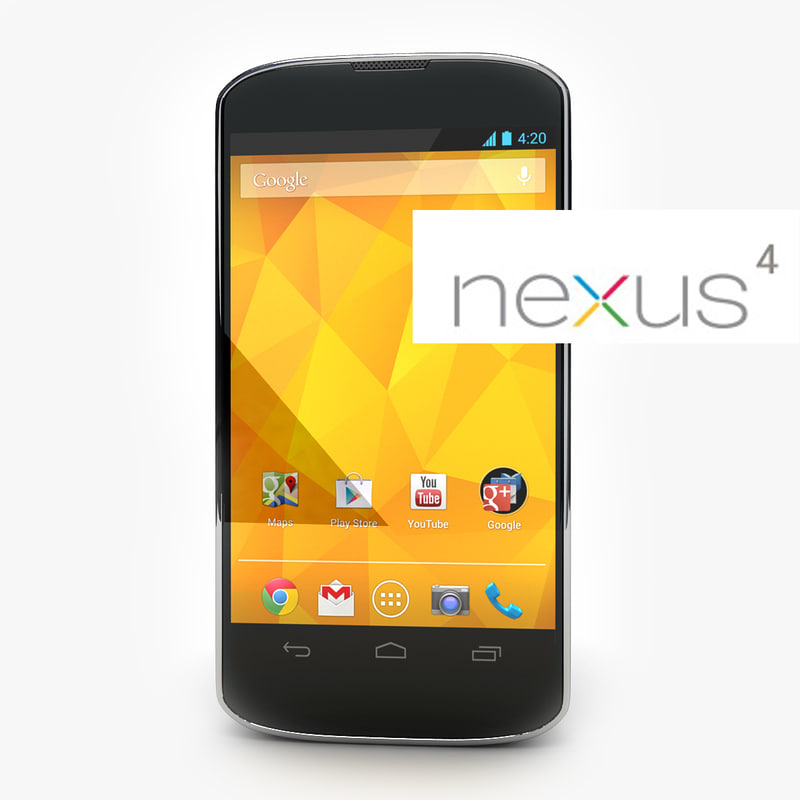 lg google nexus 4 3ds