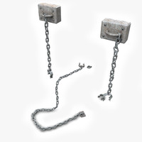 Shackles Textured