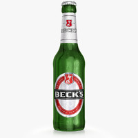 Beck`s Bottle