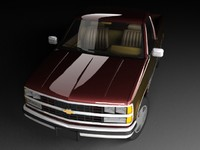 Chevrolet C1500 Mk4 PFL Reg Cab