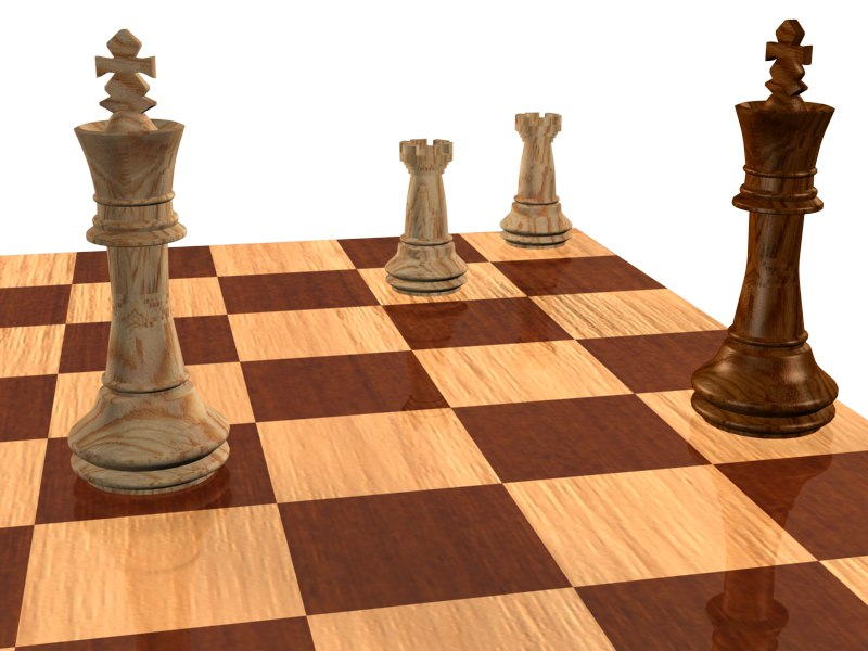 chess set complete x free
