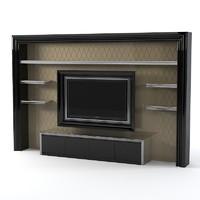 Francesco Molon Mobile Tv Living System Opera-01R