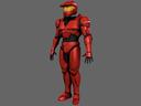 Master Chief 3D models