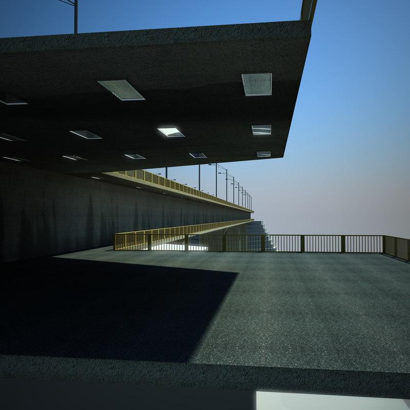 highway bridge max