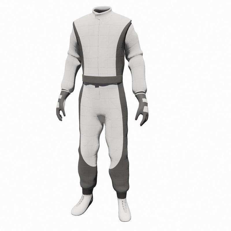 racing suit max