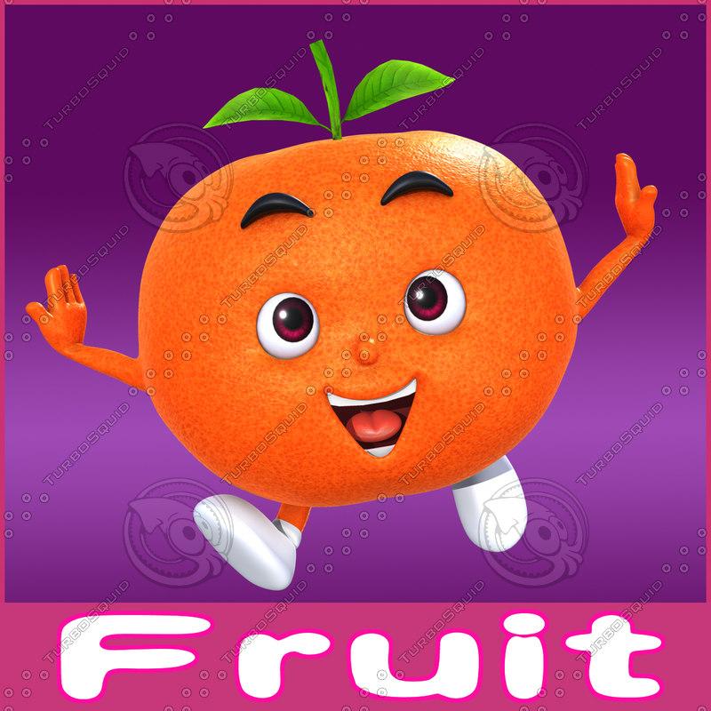 cartoon fruits ma