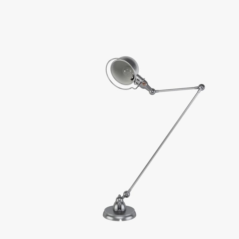 max loft d1240 jielde lamp