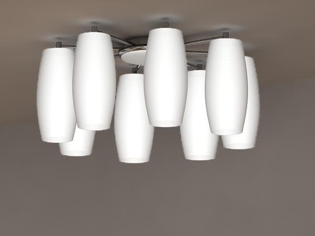 3ds light chandelier