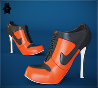 sport shoes - sneakers 3d 3ds