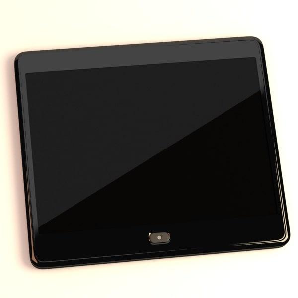3d model generic tablet
