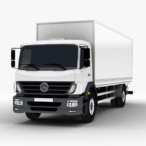 max mercedes truck