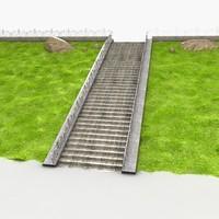stair park grass max