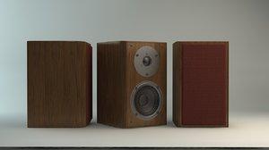 3d monitor elegant speaker