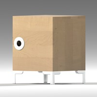 IKEA ENGAN Bedside Cabinet